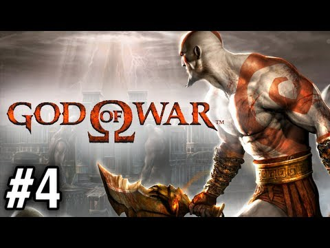 Stephen Plays: God of War #4