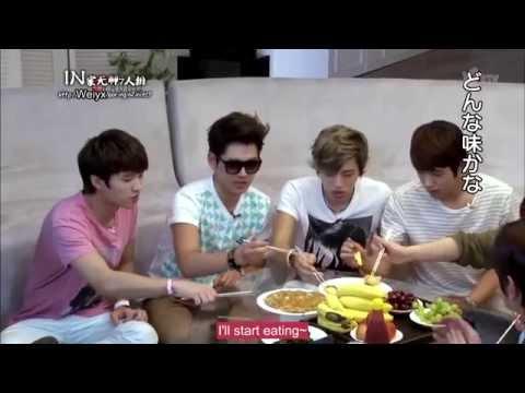 [ENG][HD] 130301 INFINITE Busan wish travel