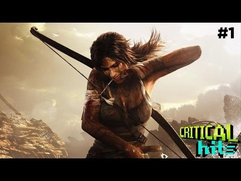 Tomb Raider: Definitive Edition - #1 A nova geração de Lara (gameplay legendado em português)