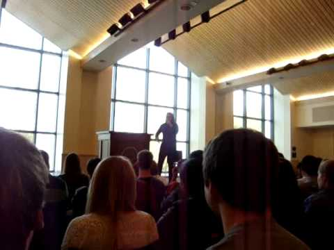 Jen Keefe Stand-Up at The Rivers School