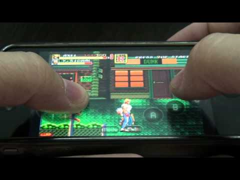 MD.emu Best Sega Genesis / Mega Drive emulator on Iphone iOS  -HD