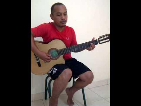 Cintakki Holan Tu Ho cover by Ubay Willy (anak sunda)