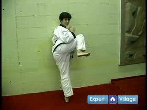 Tang Soo Do Korean Martial Arts : Concentration Kicks in Tang Soo Do Martial Arts Image 1