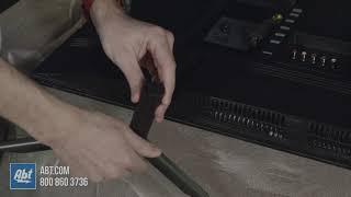 02. Samsung RU7100 Series Pedestal Assembly And Install