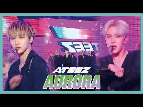 Download HOT ATEEZ - AURORA, 에이티즈 - AURORA Show  core 20190720 Mp4 baru