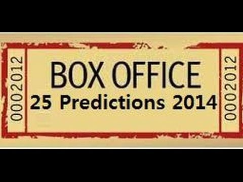 2014 FILMS HITS & FLOPS - BOX OFFICE MOVIE PREDICTIONS