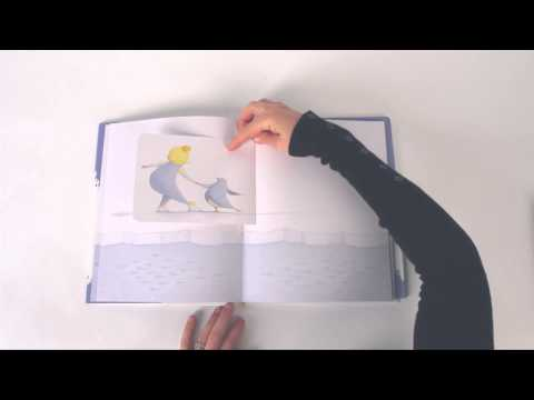 Flora and the Penguin - Print Demo
