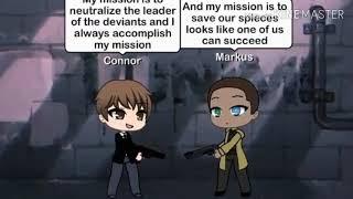 ConnorRK800 and MarkusRK200