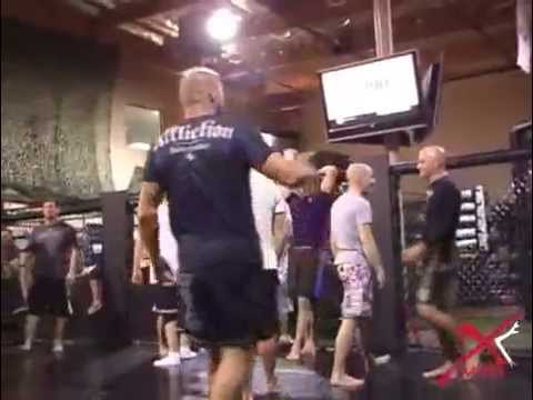Randy Couture Training at Xtreme Couture Image 1
