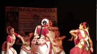 Adharam Madhuram By Students Nritya Kalakshetra Nagaon