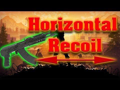 H1Z1 Horizontal Recoil Montage - Draco