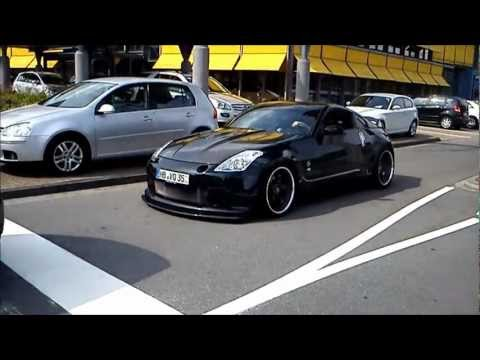 Nismo Nissan 350Z Exhaust - Extreme Burnout/Powerslide [HD]