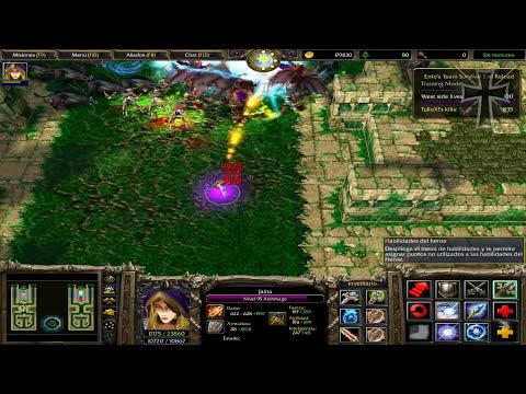 Warcraft III: The Frozen Throne - 6ª Partida Multijugador -