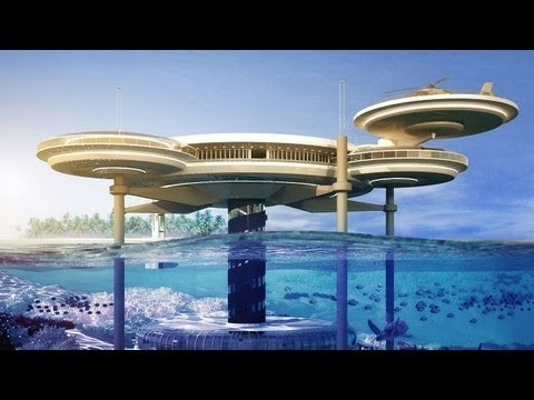 Dubai Luxurious Underwater Hotel