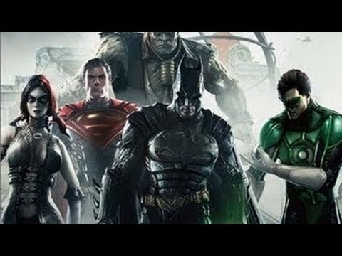 Injustice Gods Among Us - Doomsday Reveal Trailer
