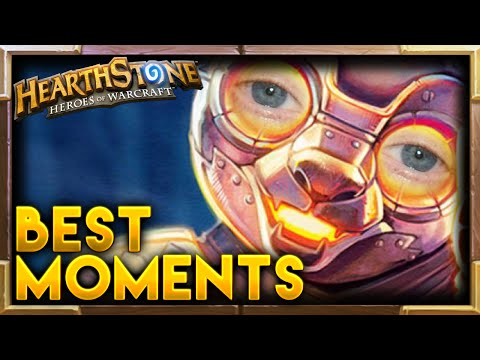 Hearthstone   Best Moments 39