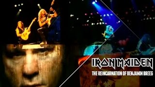 Клип Iron Maiden - The Reincarnation Of Benjamin Breeg