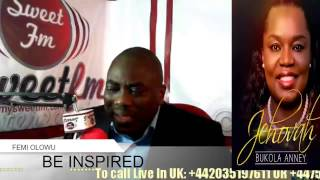 Pastor Femi on My Sweet Fm Live