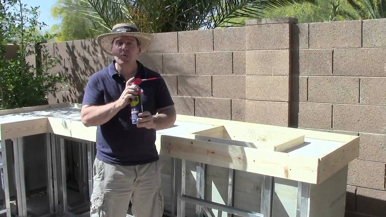 Outdoor Kitchen Tv Show 4 Youtube