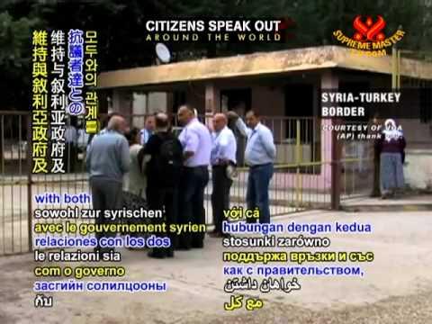Citizens speak out - 15 June 2011