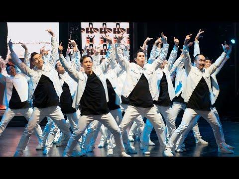 «Танцуют все!». Хип-хоп. Бурятский национальный театр песни и танца «Байкал»