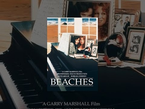 Beaches is listed (or ranked) 40 on the list The Biggest Tearjerker Movies of All Time
