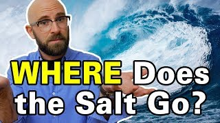 Does the Ocean Continually Get Saltier?