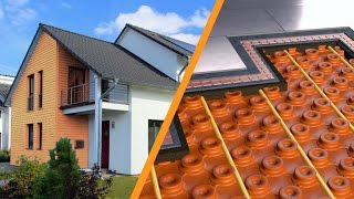 Risparmiare energia con un sistema di riscaldamento a pavimento a basso spessore
