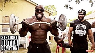 Straight Outta Compton {HOOD WORKOUT}: Kali Muscle + CT Fletcher + Big Rob + Big Hurk