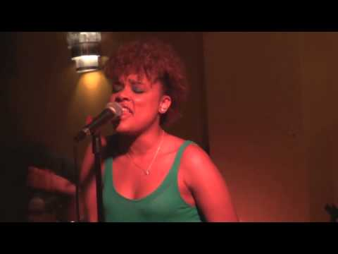 Fade Away by Levina Lye (Live at The Path Cafe NYC)