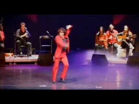 FLAMENCO GITANO Dance AL ANDALUS Danse ALEGRIAS Baile Solo Dancer Spectacle Danse Flamenco Live