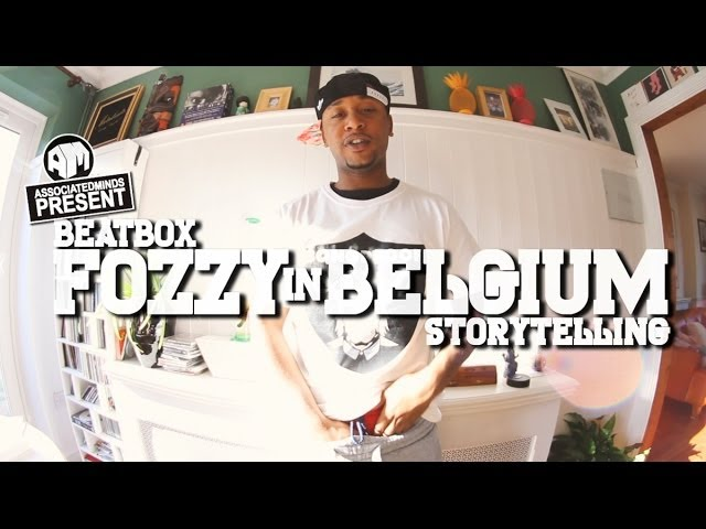 Beatbox Fozzy Battling In Belgium Breakdown