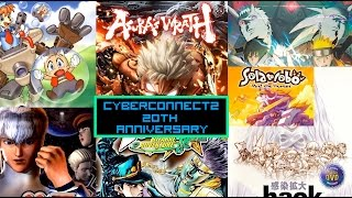 CyberConnect2 20th Anniversary Retrospective