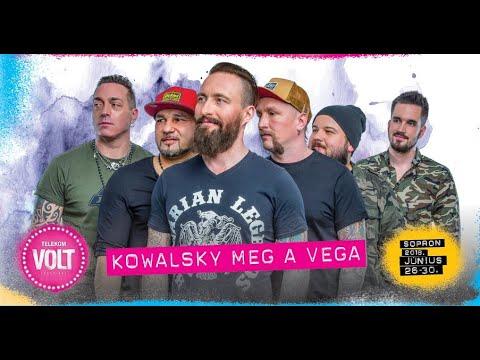 Kowalsky meg a Vega, Sopron, VOLT Fesztivál, 2018.06.27. (részlet)