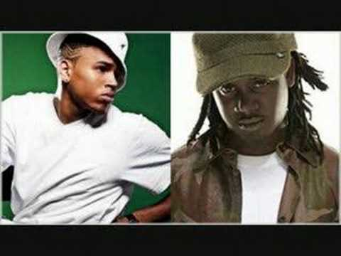 Chris Brown feat. T-Pain - kiss kiss (rmx)