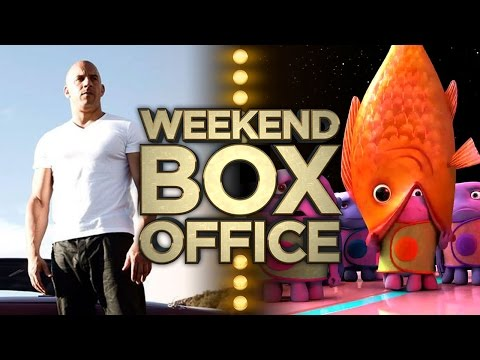 Weekend Box Office - April 10-12, 2015 - Studio Earnings Report Hd video
