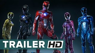 Power Rangers (2017) - Trailer Ufficiale Italiano HD - Bryan Cranston Elizabeth Banks