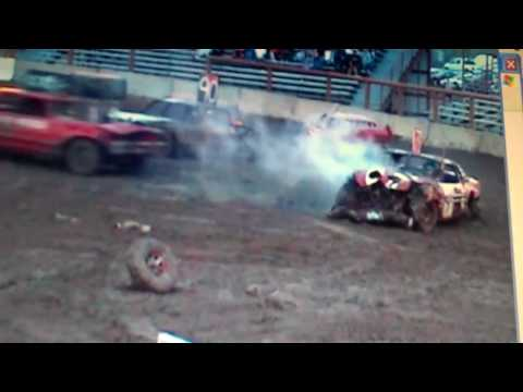 Hits from the 2009 Page Posse Demolition Derby Season. Lind WA ,North Idaho Fair, Plains MT Spokane Fair. Thanks to Nickerson&#039;s Towing, Procrete TCS The Long...