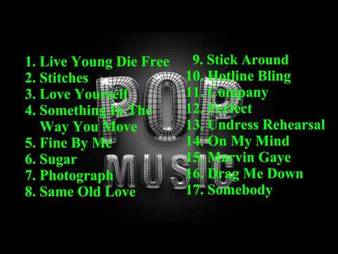 BEST POP SONGS PLAYLIST OF 2015