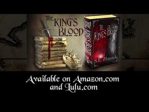 The King's Blood Book Trailer