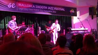 Vincent Ingala 34 Snap Crackle Pop 34 7th Mallorca Smooth Jazz Festival