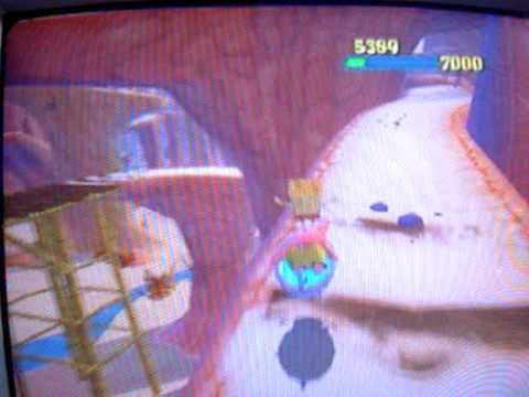 SpongeBob Movie Game: Level 5: Rub A Dub Slip Slide in the Tub