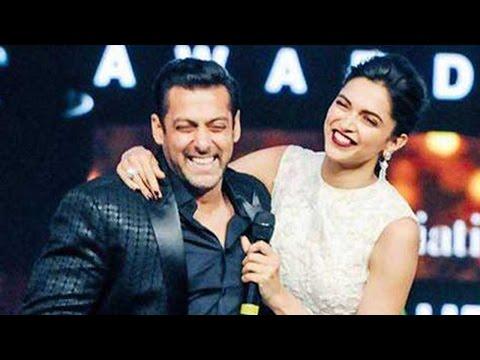 Salman Khan And Deepika Padukone's Jummey Ki Raat Dance At Filmfare Awards