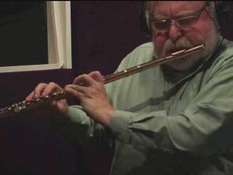 Jazz Flutist plays Jazz Classic