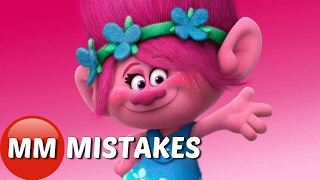 10 Trolls MOVIE MISTAKES You Didn't Notice |   Trolls MOVIE MISTAKES