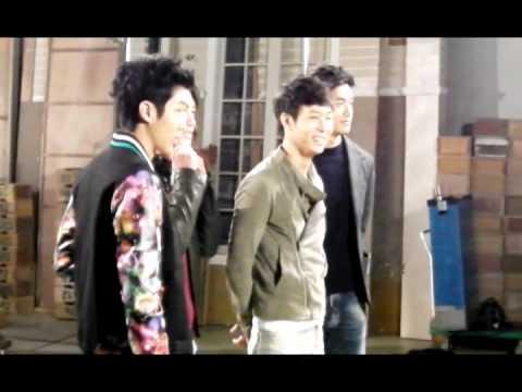 [옥탑방 왕세자] 최초공개! 박유천 카메라테스트현장