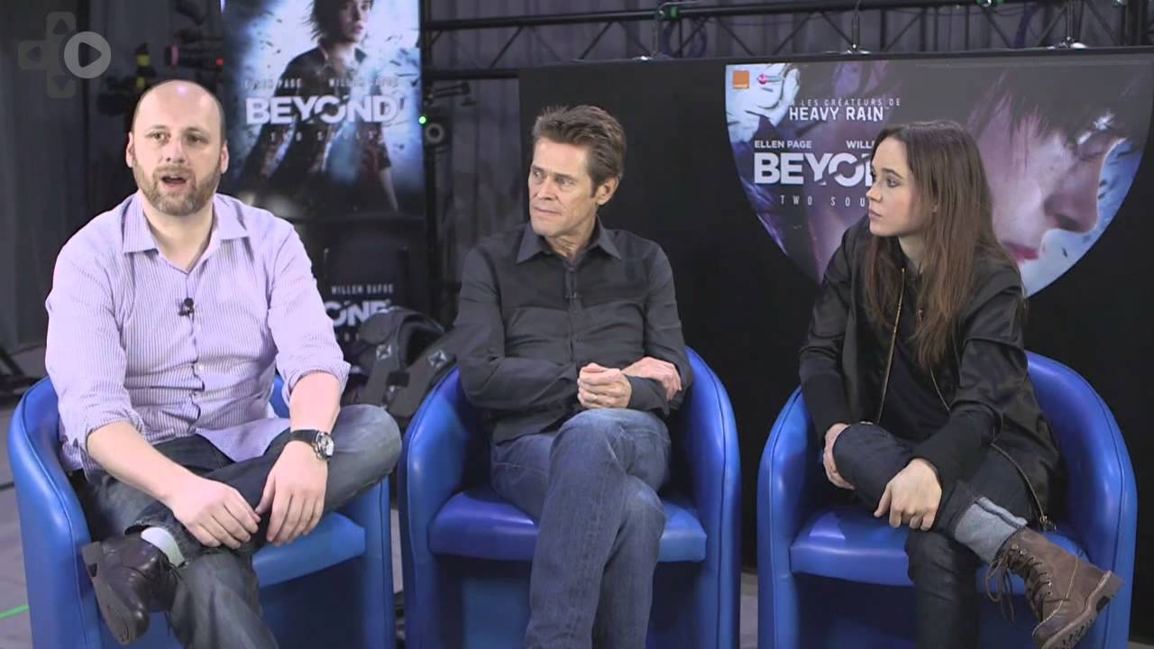 Beyond Two Souls Actor Beyond Two Souls Cast