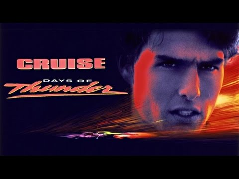 Days Of Thunder 1990 Movie Review By Jwu