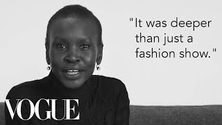 7 Models Open Up About Discrimination and Tokenism | The Models | Vogue