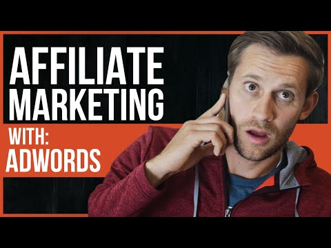 How To Do Affiliate Marketing With Adwords - Oh...and Bing